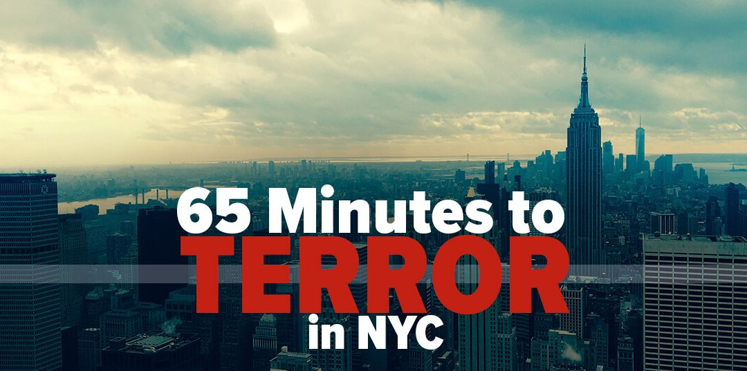 65 Minutes to Terror in NYC